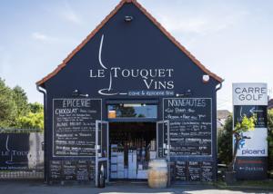 la boutique du touquet vins